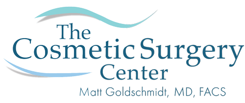 The Cosmetic Surgery Center, Matthew Goldschmidt, MD, FACS Logo